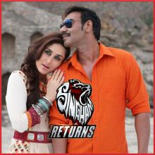 Singham Returns Theme - Singham Returns (MP3 And Video-Karaoke Format)