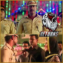 Sun Le Zara - Singham Returns (MP3 And Video Karaoke Format)