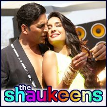 Lonely - The Shaukeens (MP3 And Video-Karaoke Format)