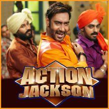 Punjabi Mast - Action Jackson (MP3 Format)