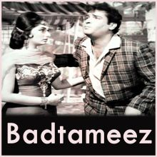 Dil Ko Na Mere Tadpao - Badtameez (MP3 And Video Karaoke Format)