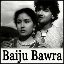 Tu Ganga Ki Mauj - Baiju Bawra (MP3 and Video Karaoke Format)