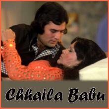 Tere Pyar Ne Mujhe Gham Diya - Chhaila Babu