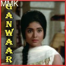 Mehka Mehka Roop Tumhara - Ganwaar (MP3 and Video Karaoke Format)