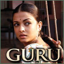 Tere Bina - Guru (Video Karaoke Format)