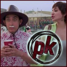 Love Is A Waste Of Time - PK (MP3 And Video Karaoke Format)