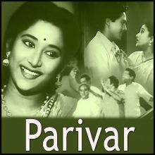 Ja Tose Nahin - Parivar (MP3 and Video Karaoke Format)