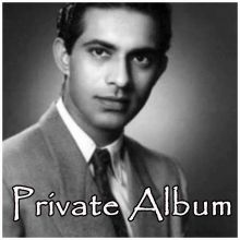 Tasveer Teri Dil Mera - Private Album (MP3 And Video Karaoke Format)