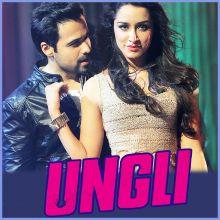 Dance Basanti - Ungli (MP3 And Video-Karaoke Format)