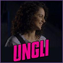 Pakeezah - Ungli (MP3 And Video-Karaoke Format)