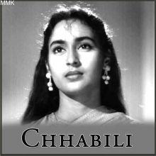Aye mere humsafar - Chhabili
