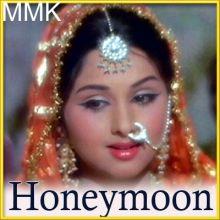 Din Hain Yeh Bahaar Ke - Honey Moon
