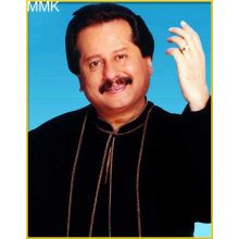 Chandi Jaisa Rang Hai Tera - Live Version - Best Of Pankaj Udhas Volume 2 (MP3 and Video Karaoke Format)