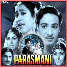 Roshan Tumhi Se Duniya - Parasmani (MP3 And Video-Karaoke Format)