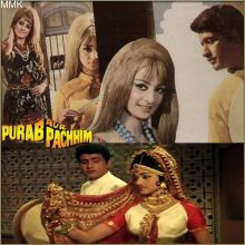 Dulhan Chali Purab Aur Pachhim (MP3 and Video Karaoke Format)