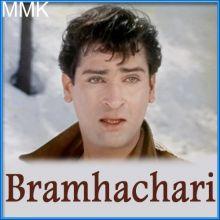 Aajkal Tere Mere Pyaar Ke - Brahmachari (MP3 Format)