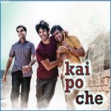 Shubharambh (Remix)  - Kai Po Chhe (MP3 And Video Karaoke Format)