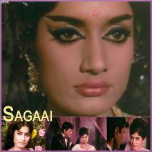 Husn Aur Ishq Ke - Sagaai (MP3 and Video-Karaoke  Format)