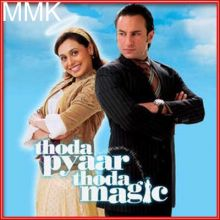 Lazy Lamhe - Remix - Thoda Pyaar Thoda Magic (MP3 and Video Karaoke  Format)