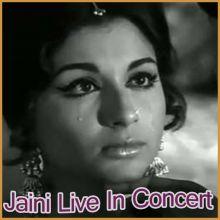 Yahi Who Jagah Hai - Jaini Live In Concert