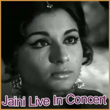 Yahi Who Jagah Hai - Jaini Live In Concert (MP3 and Video Karaoke Format)
