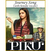 Journey Song - Female Vocals - Piku