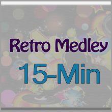 15-Min Keh Doon Tumhein Retro-Medley - 15-Min Retro Medley