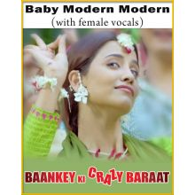 Baby Modern Modern (With Female Vocals)