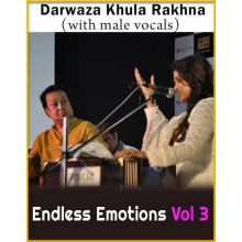 Darwaza Khula Rakhna (With Male Vocals) - Endless Emotions Vol 3
