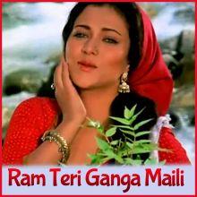 Ram Teri Ganga Maili Ho Gayi - Ram Teri Ganga Maili