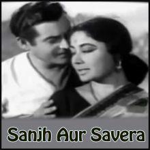 Ajhun Aaye Na Balma Sawan Beeta Jaye - Sanjh Aur Savera