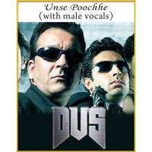 Unse Poochhe (With Male Vocals) - Dus