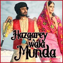 Sajjan Raazi - Punjabi - Hazaarey Wala Munda