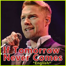 If Tomorrow Never Comes - English - Destination