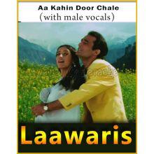 Aa Kahin Door Chale (With Male Vocals) - Laawaris