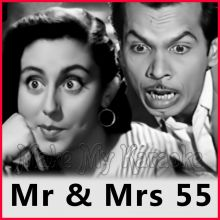 Jaane Kahan Mera Jigar - Mr And Mrs 55