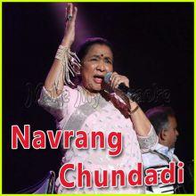 Aavi Rudi Ajwaadi Raat - Gujarati  - Navrang Chundadi