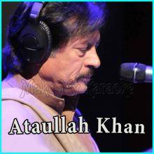 Kameez Teri Kaali - Ataullah Khan