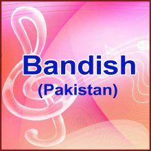 Sona Na Chandi - Bandish (Pakistan) (MP3 and Video Karaoke Format)