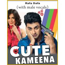 Rafa Dafa (With Male Vocals) - Cute Kameena
