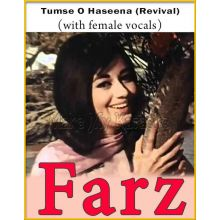 Tumse O Haseena (Revival) (With Female Vocals) - Farz