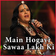 Holiya Mein Ude Re Gulal  - Main Hogayi Sawaa Lakh Ki