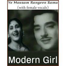 Ye Mausam Rangm