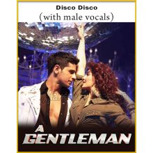 Disco Disco (With Male Vocals) - Gentleman