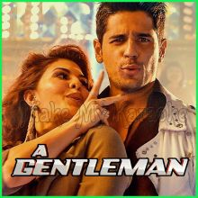 Disco Disco - Gentleman (MP3 And Video-Karaoke Format)