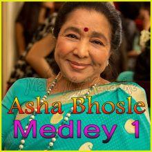 Asha Bhosle Medley 1