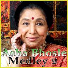 Asha Bhosle Medley 2