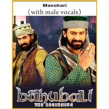 Manohari (With Male Vocals) - Baahubali