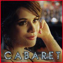 Do Anjaane - Cabaret (MP3 And Video-Karaoke Format)
