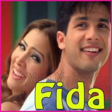 Nazar Nazar - Fida (MP3 And Video-Karaoke Format)
